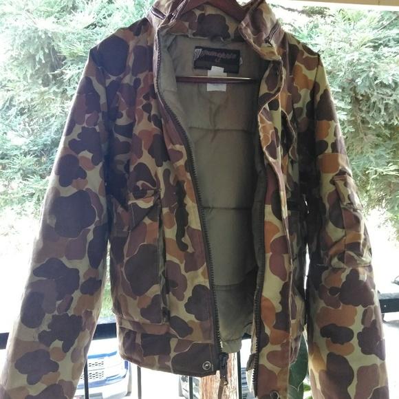51df48c954ca5 Gamehide Jackets & Coats | Mens Camo Hunting Jacket | Poshmark